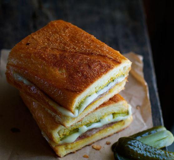 Receta sandwich cubano pelicula chef