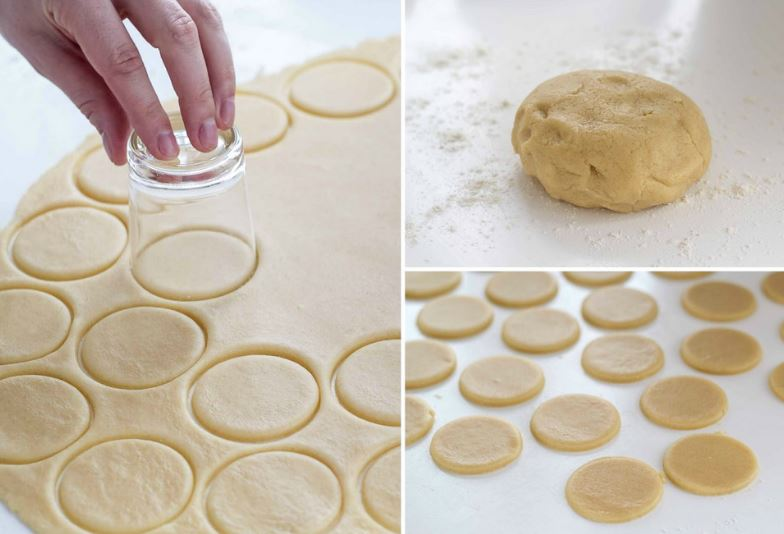 Galletas danesas de mantequilla caseras