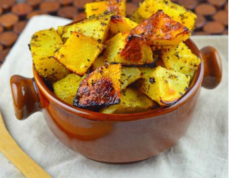 7 tapas fáciles , patatas a la griega