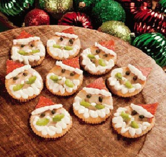 Recetas Navidad Aperitivos De Navidad Para Niños