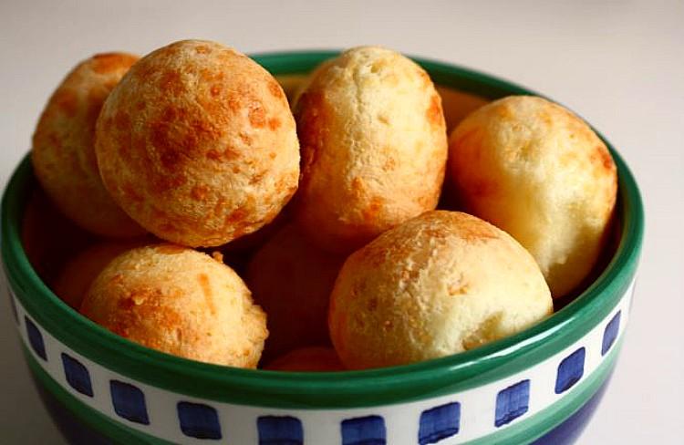 Pan de queso brasileño