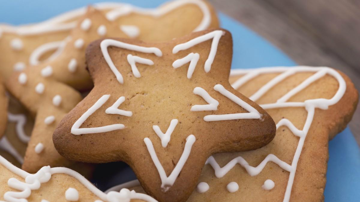 Recetas de galletas de navidad en ingles