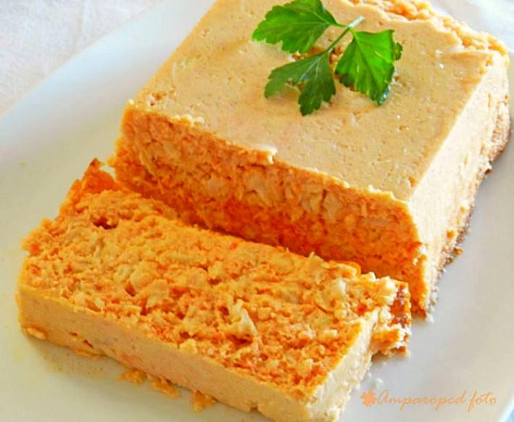 Pastel de pescado al microondas - Cocinar pescado en microondas ...