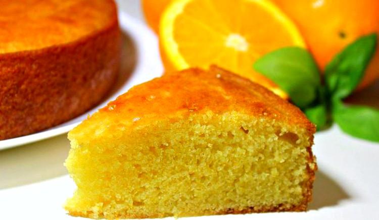 Homemade Mandarin Orange Cake