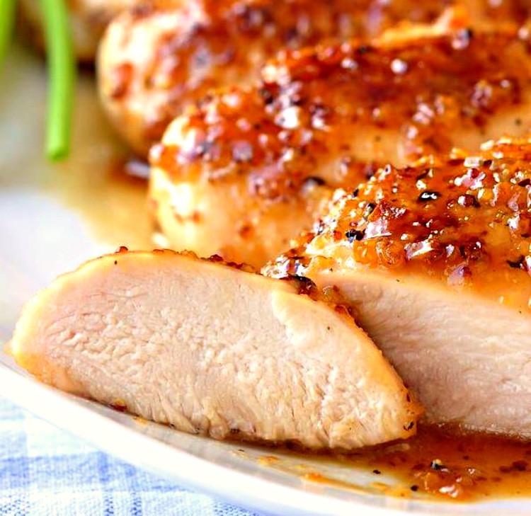 Resultat d'imatges de pollo a la miel