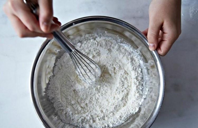 Cómo hacer harina de repostería