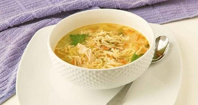 receta dieta blanca y blanda