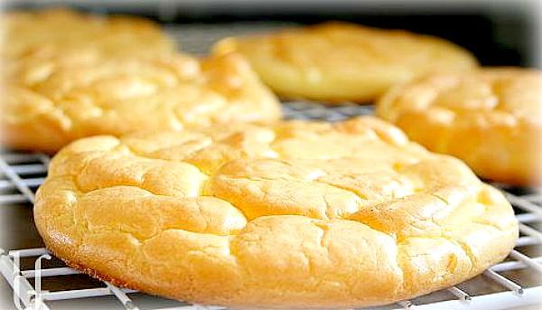Como se hace el pan nube
