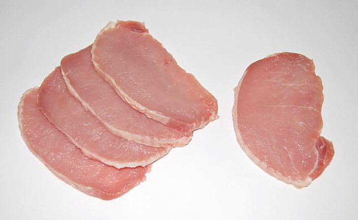 Lomo de cerdo asado con pimentón