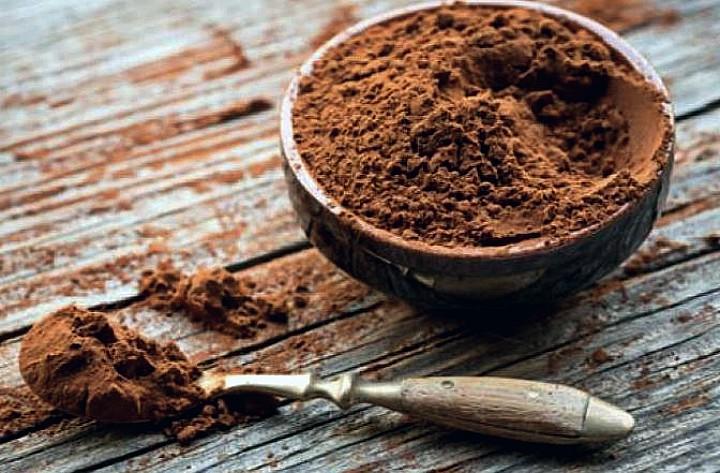 Galletas de chocolate negro: Cacao sin azúcar