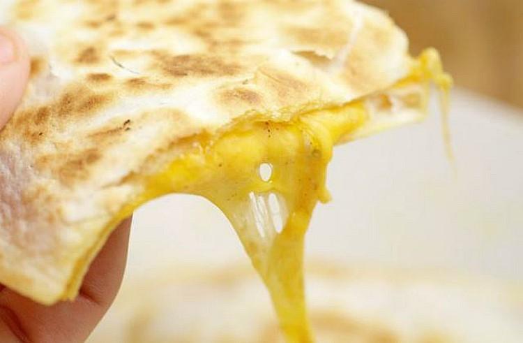 Quesadillas de queso