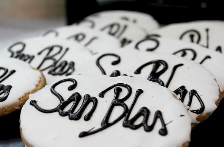 Tortas de San Blas