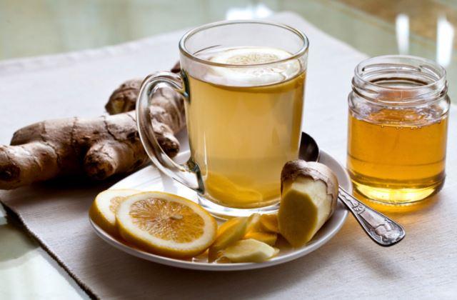 Cómo hacer té de jengibre casero