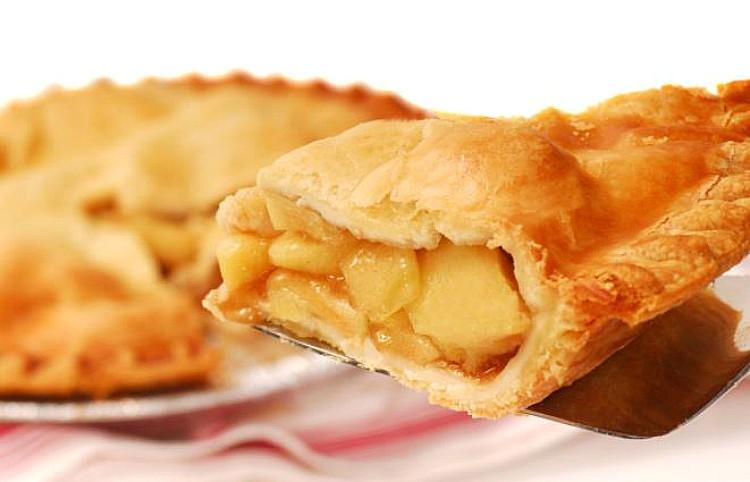 Receta de Empanada de manzanas
