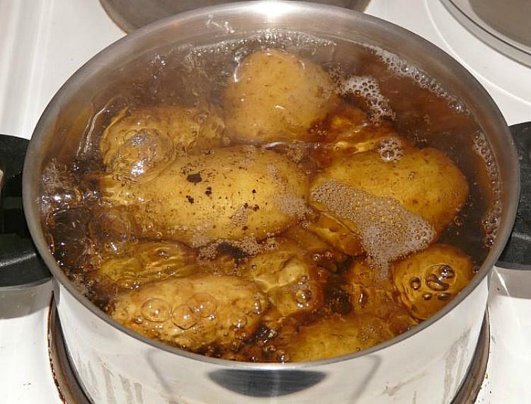 Parmetier de patatas y setas