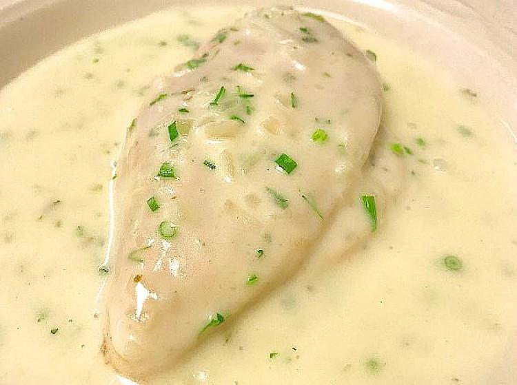 Receta de salsa para pollo f cil - Salsas para pechuga de pollo ...