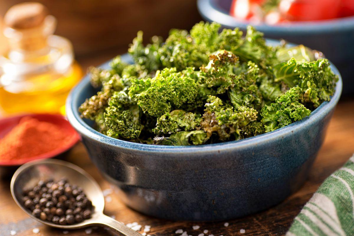 recetas con col kale