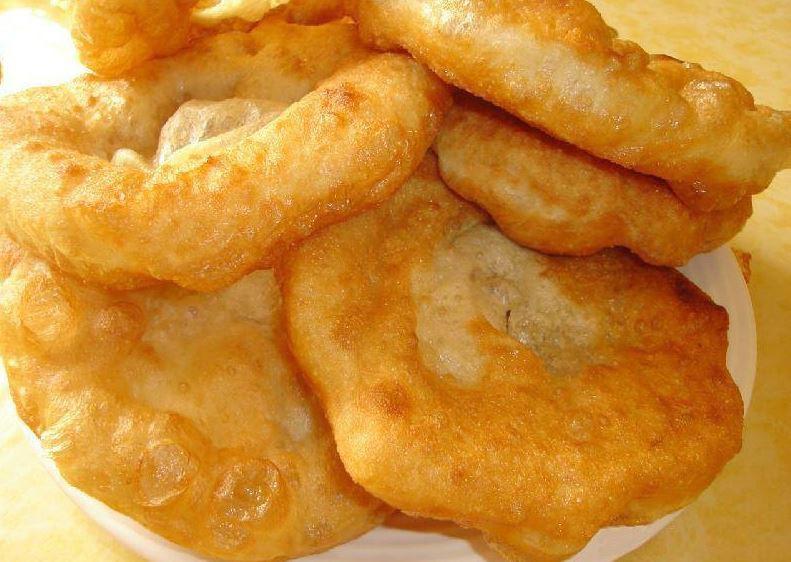 Receta de Pan frito o Frybread
