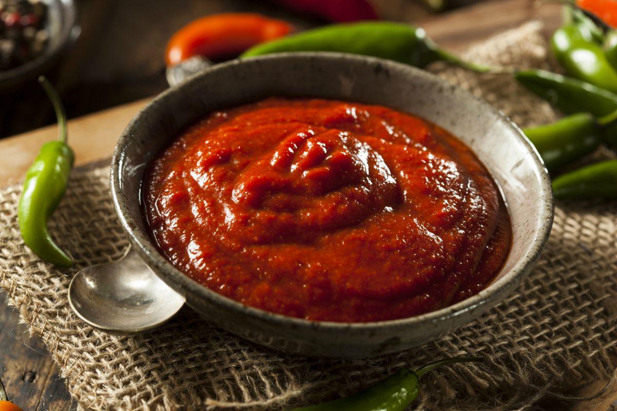 Receta de salsa de pimientos asados fácil