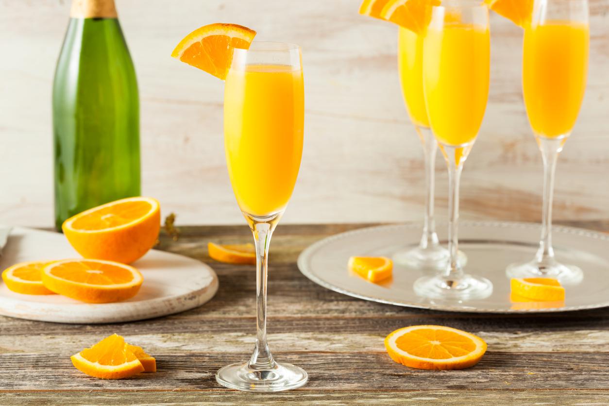 Resultado de imagen para coctel de naranja