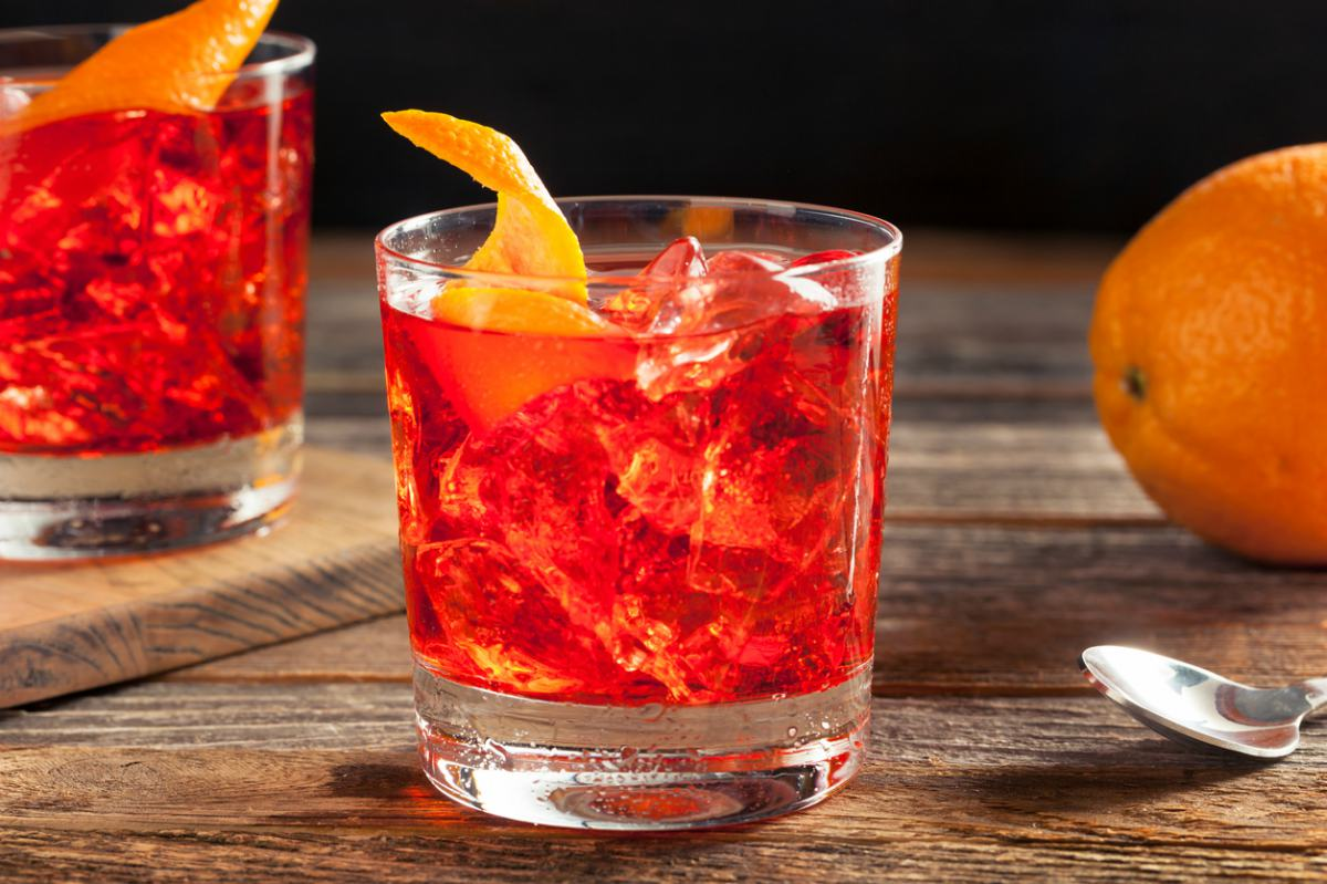 Image Result For Receta Negroni