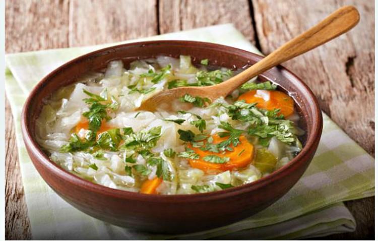 Dieta sopa quema grasa 3 dias