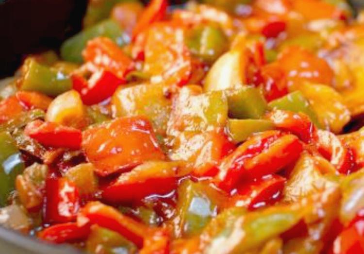 Receta de ensalada Zalamandroña