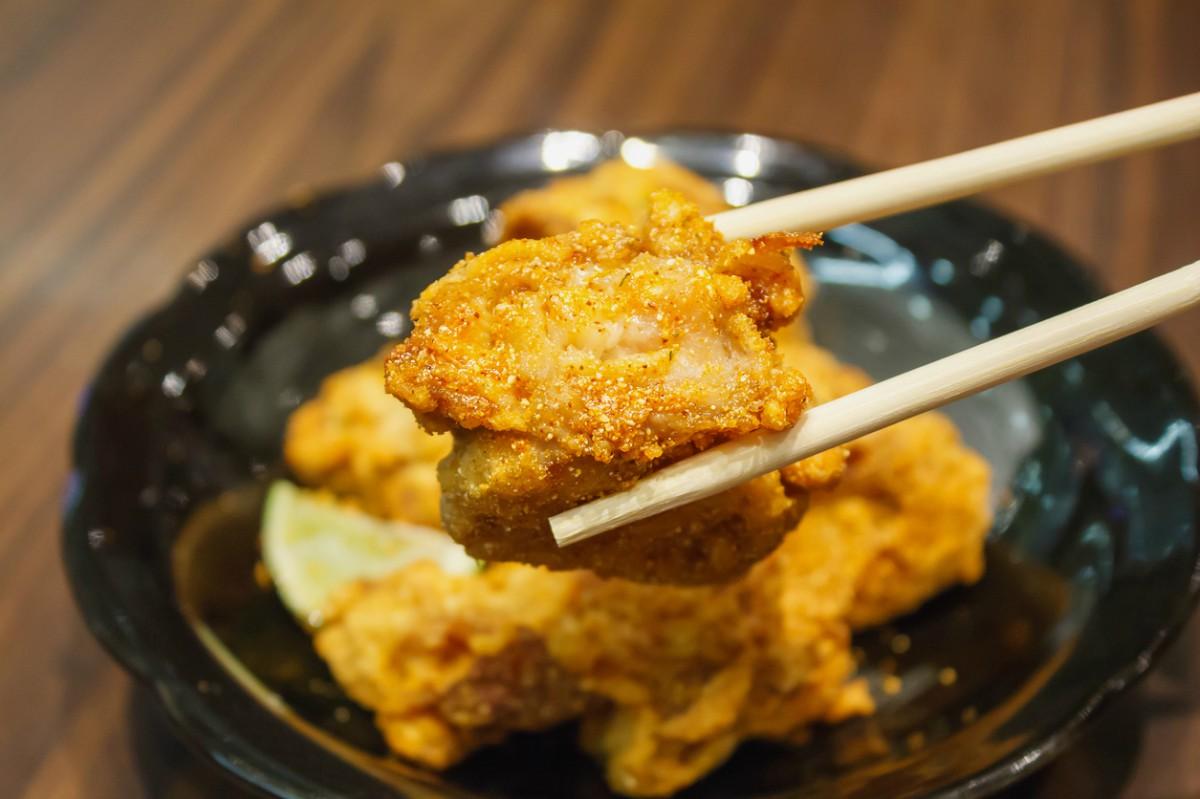 Receta de pollo frito japonés o karaage: Fácil de preparar y muy crujiente