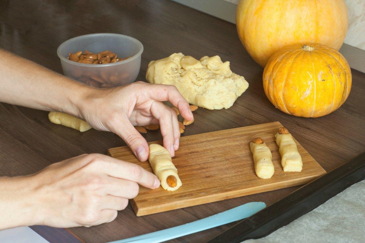 Recetas de galletas fciles para Halloween para preparar con nios