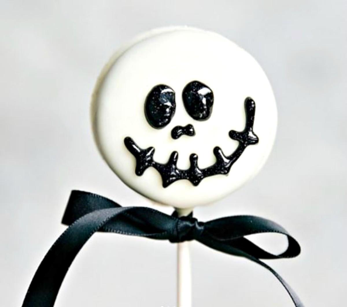 Receta de galletas fáciles para Halloween
