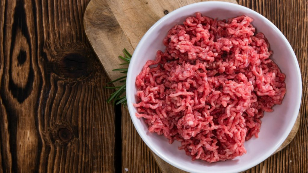 Canelones con carne