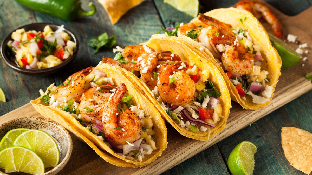 Receta De Tacos De Pollo Al Tequila Mexicanos