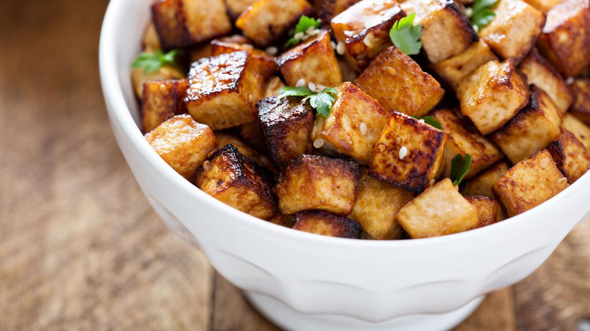 recetas de tofu marinado