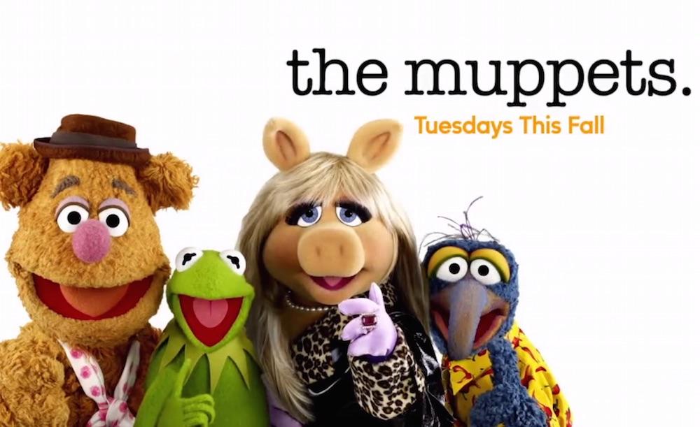 'The Muppets' nos trae de nuevo a Los Teleñecos