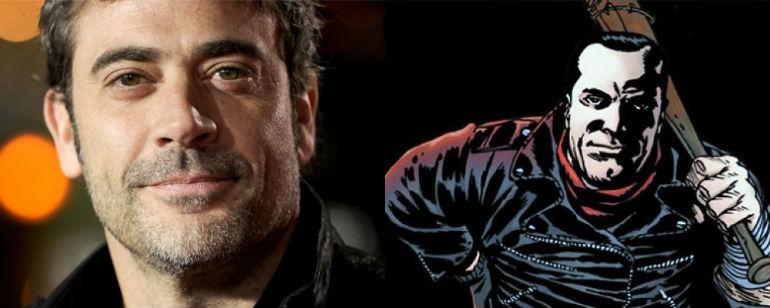 Negan será nuevo villano de 'The Walking Dead'