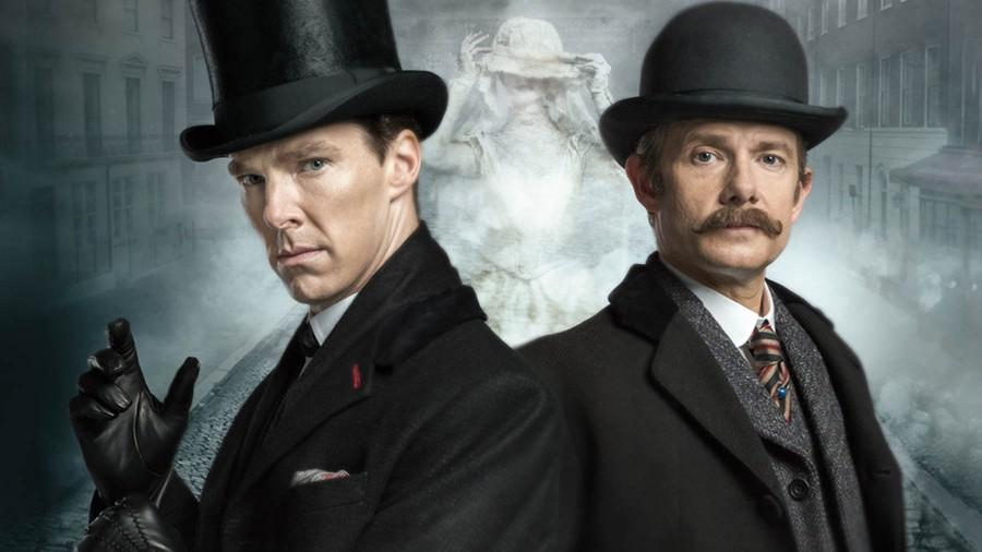 """Un avance del especial de 'Sherlock' """"The Abominable Bride"""""""