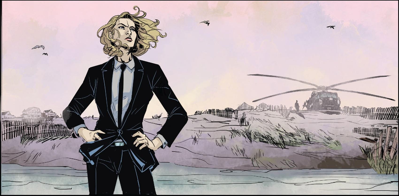 Cameron Chase, otra justiciera de DC Comics, ficha por 'Supergirl'