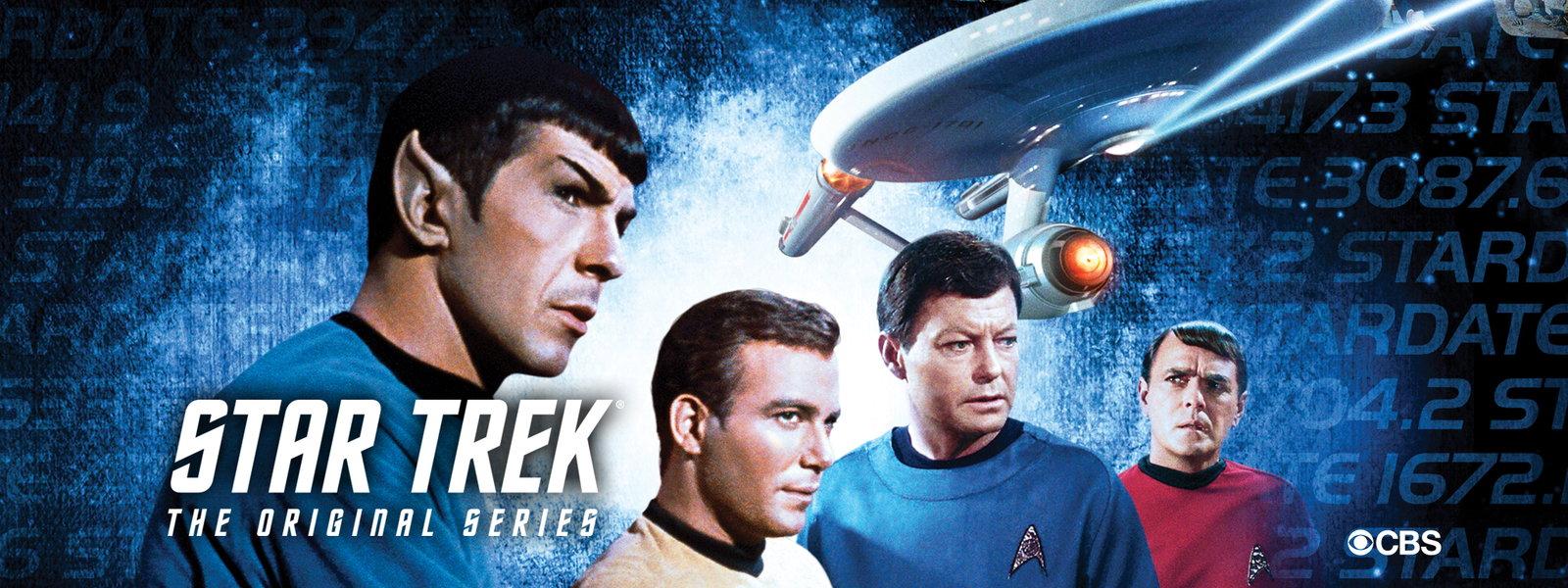 Vuelve 'Star Trek' de la mano de CBS. «Larga vida y prosperidad»