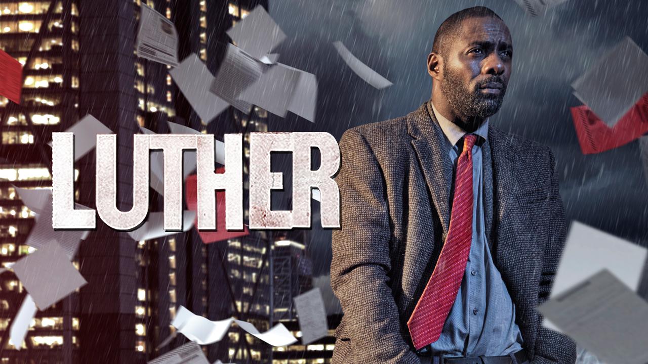 La 4º temporada de 'Luther' será emitida en un mismo día