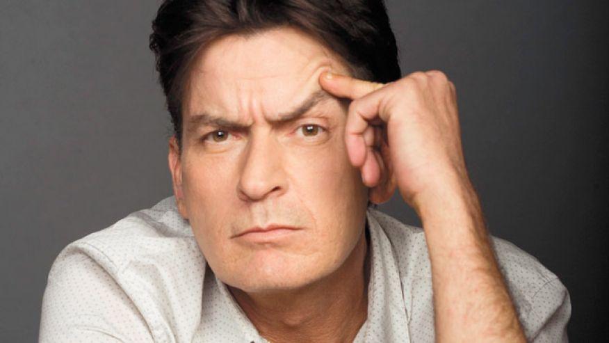 Charlie Sheen revela que tiene el virus del sida