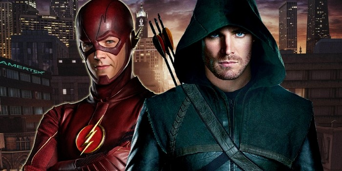 Tráiler completo del crossover entre Flash y Arrow