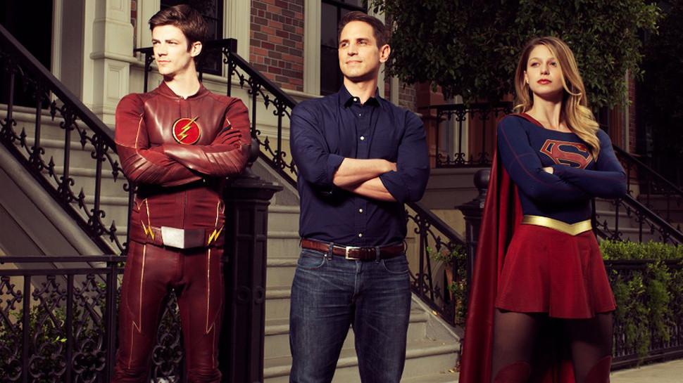 Más información sobre el crossover de 'The Flash' y 'Supergirl'