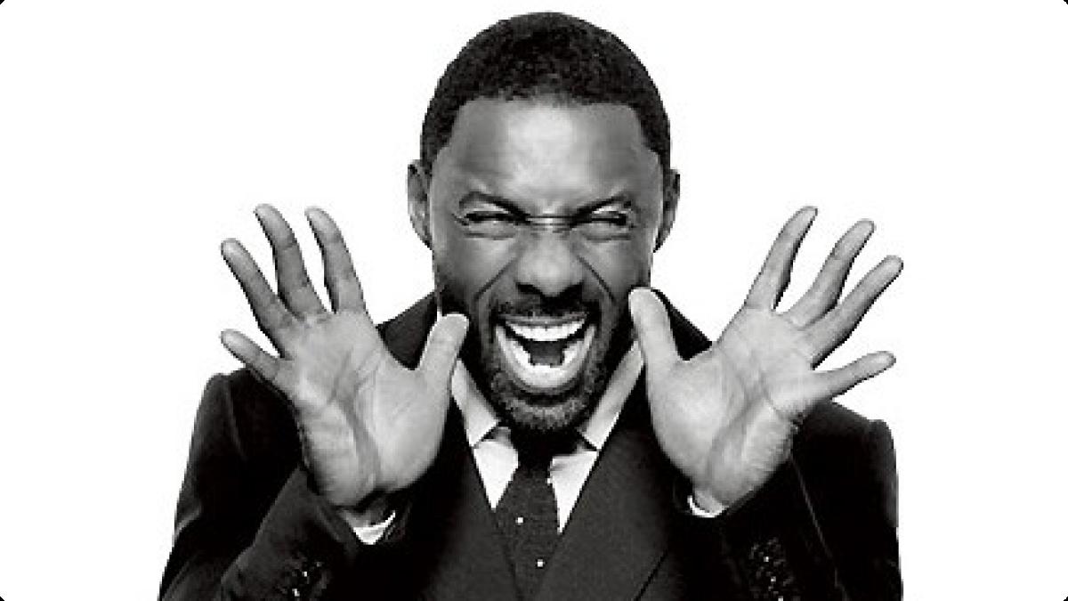 El actor principal de 'Luther' habla de la serie