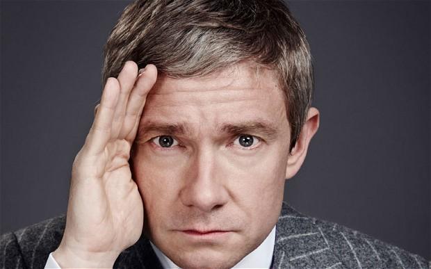 Martin Freeman responde a las críticas sobre 'Sherlock'