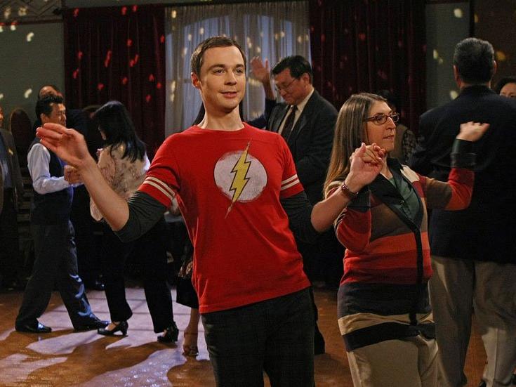 Sheldon y Amy tendrán un acercamiento más «íntimo»