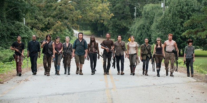 'The Walking Dead' pierde audiencia en su 6ª temporada
