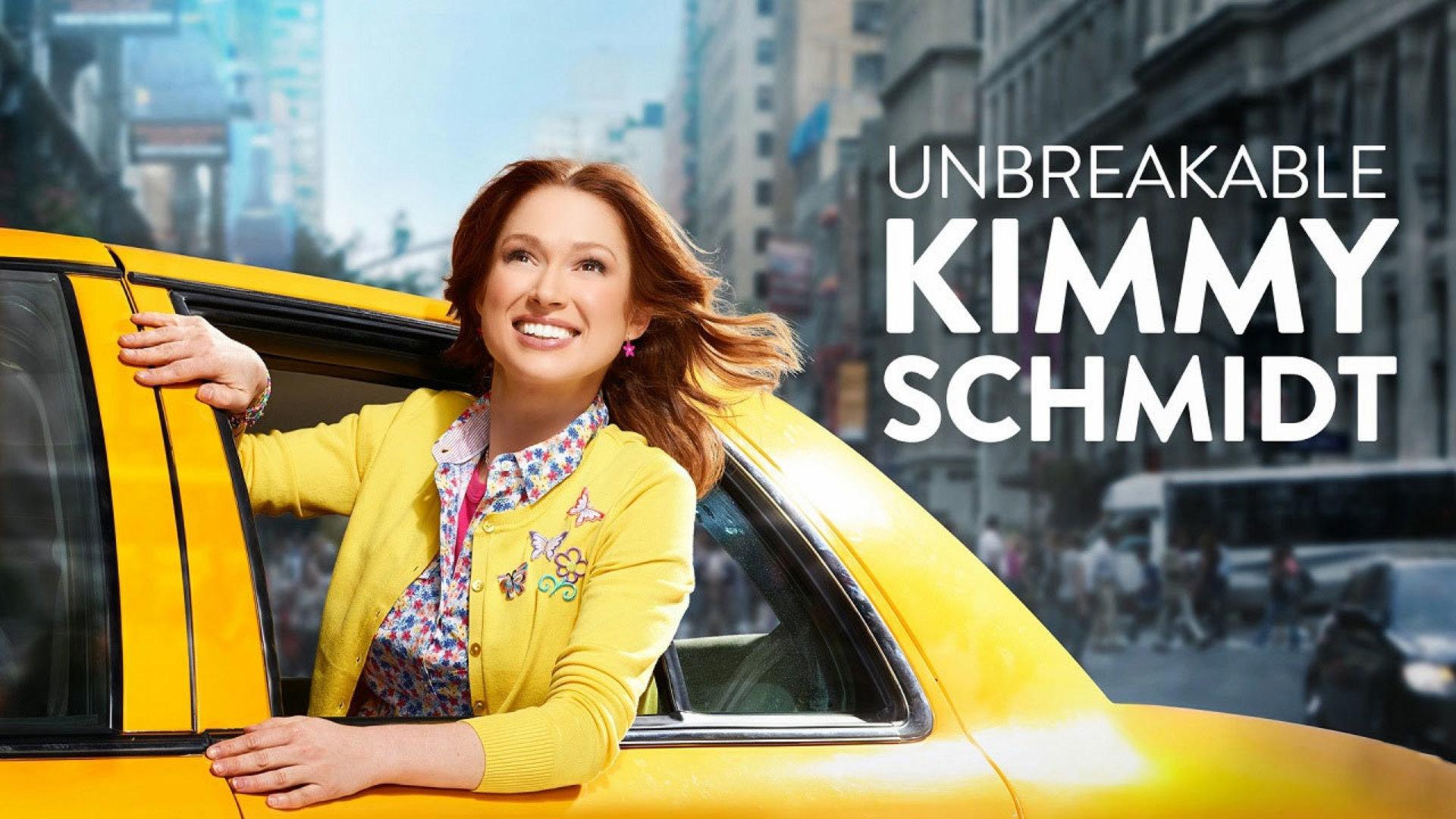 'Unbreakable Kimmy Schmidt', es la nueva comedia de Netflix