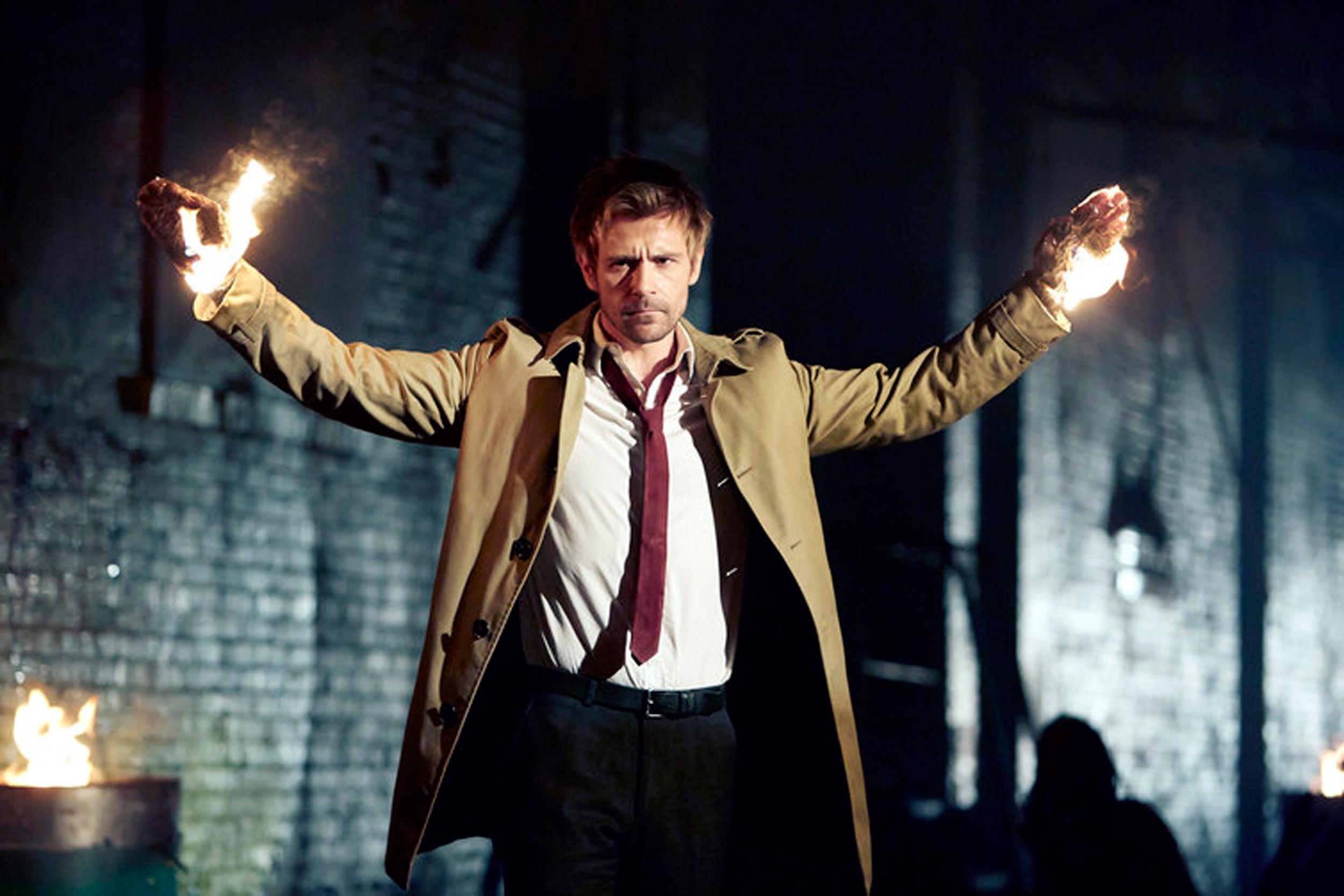 Constantine vuelve pero no tendrá serie propia