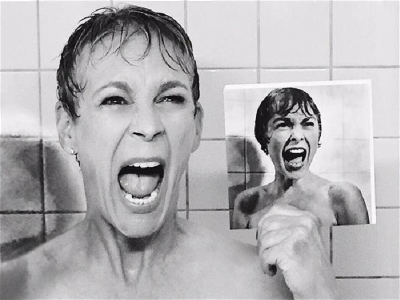 'Scream Queens' recrea la escena más famosa de «Psicosis»