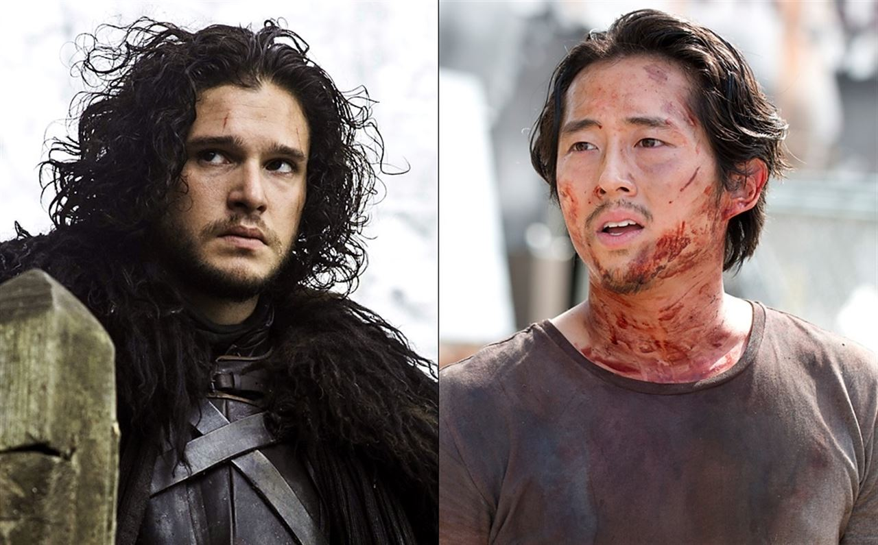 The Walking Dead vs Juego de Tronos, de muertes va el tema